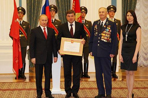 Звание «Город воинской славы» Воронеж получил только в 2008 году. wikimedia