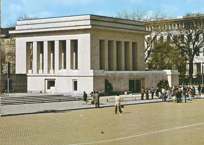 Мавзолей Г.М. Димитрова в Софии. | Фото: portal.ihist.bas.bg.