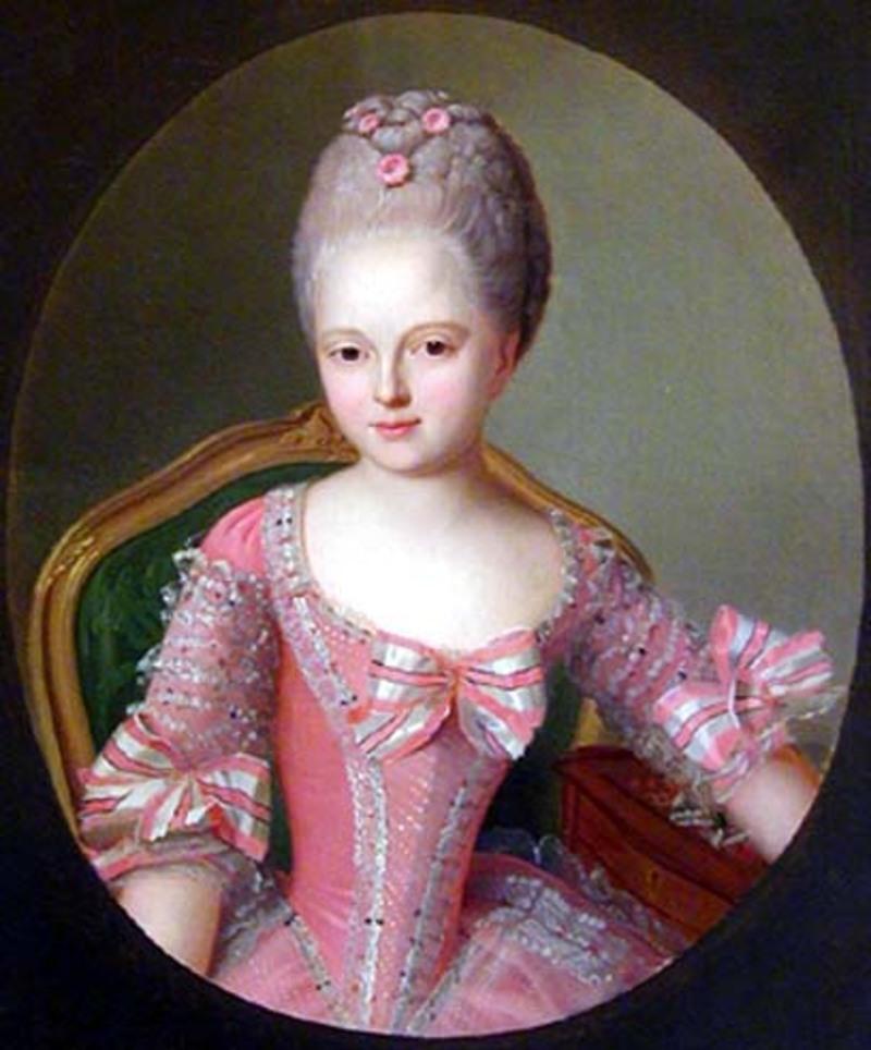 Портрет Софии Марии Доротеи Августы Луизы Вюртембергской. <br>