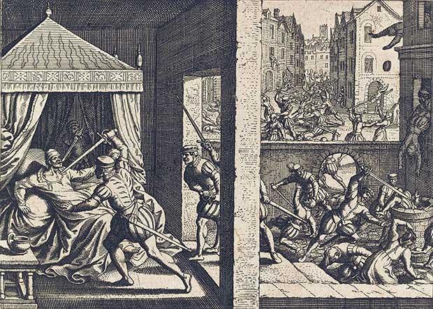 варфоломеевская ночь история отвратительные мужики disgusting men