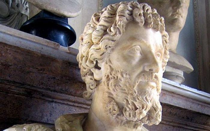 Римский император Септимий Север.